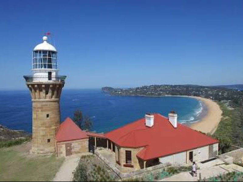 Heritage Roof Replacement with Colourbond Metal Roof - Barranjoey Lighthouse
