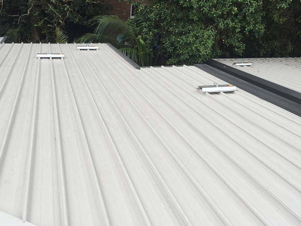 Metal Roof Replacement, Gutters, Fascias with Colourbond