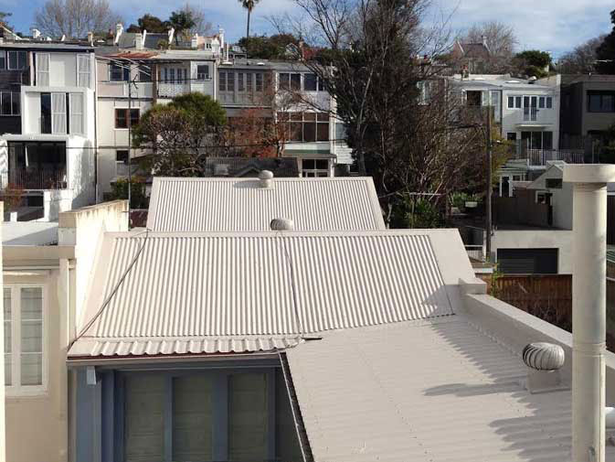 Metal Roofing & Cladding Perth